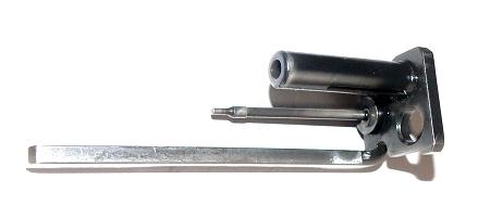Uzi Mini Micro Pistol Semi Striker Assembly