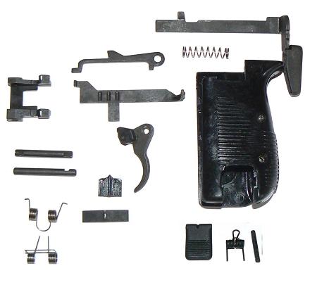Uzi Full Auto Lower Replacement Parts Kit